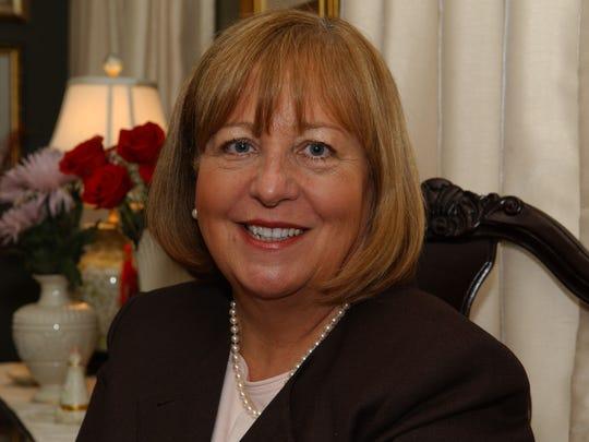 Morris County Freeholder Director Kathy DeFillippo