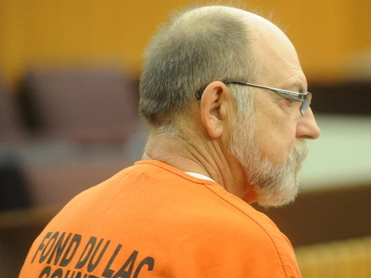 Berit Beck murderer Dennis Brantner appears for a preliminary hearing April 29, 2015 in Fond du Lac County Circuit Court.