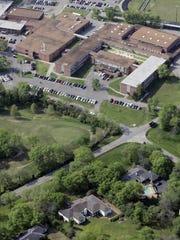 Hillwood High School located off Davidson Road in Nashville,