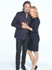 """Journey songwriter and keyboardist Jonathan Cain said his wife, pastor Paula White, renewed his Christian faith and inspired him to produce his solo Christian album, """"What God Wants To Hear."""""""