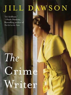 'The Crime Writer' by Jill Dawson