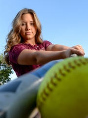 Savannah Huff of Wren High School is the Independent