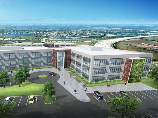 Gartner has begun work on a new campus on airport-owned land to accommodate workforce growth. The IT consulting firm expects to occupy the 143,000-square-foot facility — to be arranged over two interconnected buildings — in September 2018.