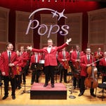The brass and percussion sections have always played a big role in Cincinnati Pops arrangements.