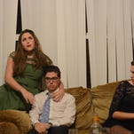 Rumors: An Elegant Farce (play), preformed on Saturday, Jan. 30, 2016