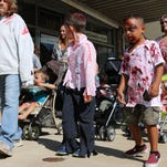 Zombies take over downtown Bellevue