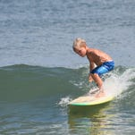 Surf lessons: A gnarly test of young character