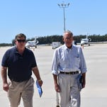 U.S. Rep. Rooney, California colleague tour Everglades to discuss restoration aid