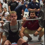 Saturday: State Powerlifting Meet