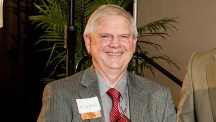 Jeffrey Rafn, president of NWTC