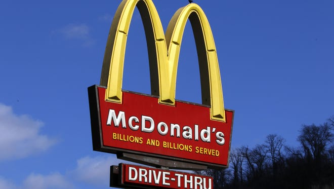 The Wadhams McDonald's is having a grand reopening on Monday.