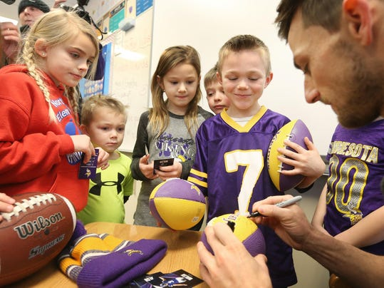 Letters to Blair Walsh