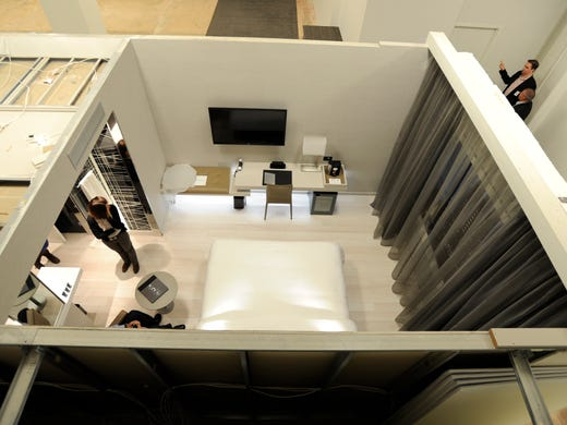 Guests help design the hotel of the future for Design hotel usa