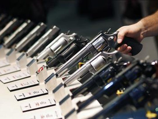A survey on gun control in Florida, taken about two months before the Oct. 1 massacre in Las Vegas, showed a noticeable divide about gun restrictions in the Sunshine State.