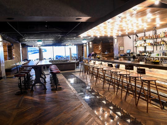 The just-opened Bobby Hotel, at 230 Fourth Ave. N., has four bars/restaurants