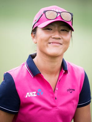 LPGA Tour golfer Lydia Ko, 17, takes her world No. 1 ranking into the JTBC Founders Cup at Wildfire Golf Club in Phoenix, which starts on Thursday, March 19, 2015.