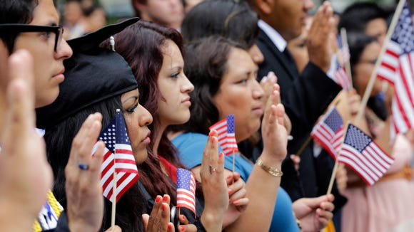 The U.S. Senate passed a bipartisan immigration reform