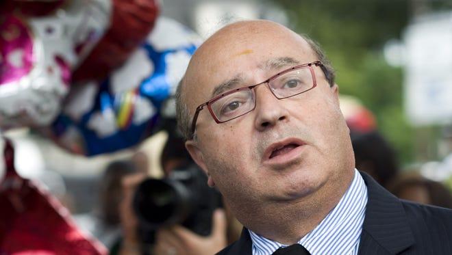 Red Bank Mayor Pasquale Menna