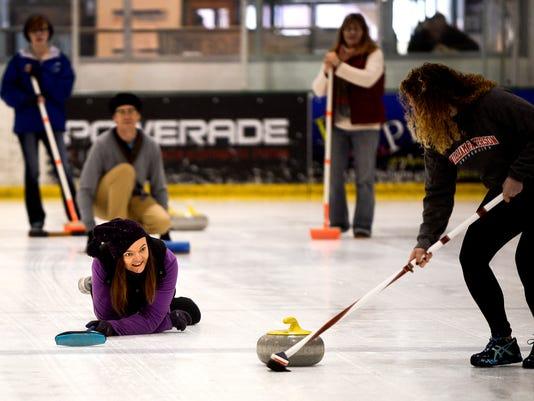 FTC0103-ll curling