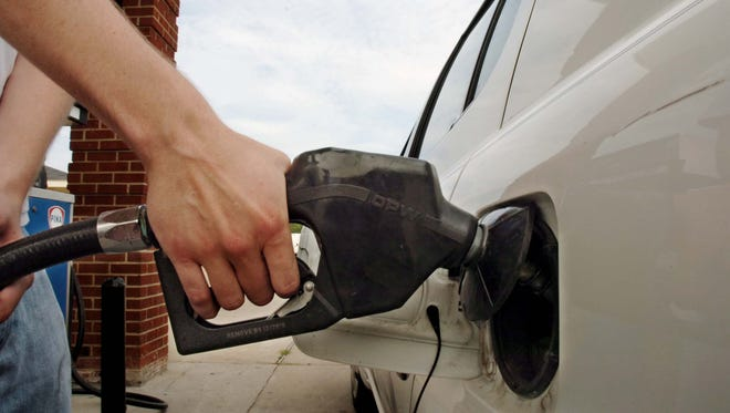 Gas prices rise for the first time in 18 weeks