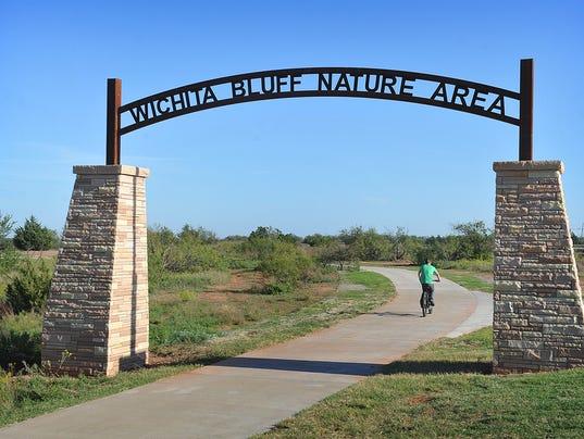 Wichita Bluff Trail Open 1