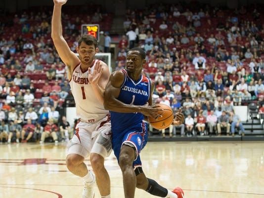 NCAA Basketball: Louisiana Tech at Alabama