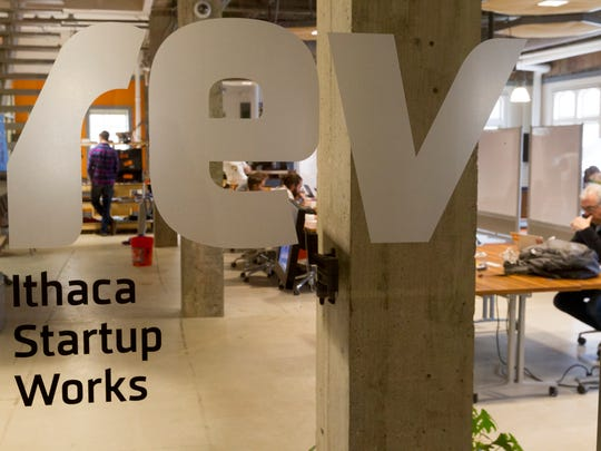 REV: Ithaca is a startup incubator located in downtown Ithaca. The organization was recently awarded a federal grant for $750,000 for prototyping.