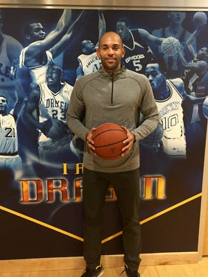 Kenell Sanchez is in his third season as the operations assistant for Drexel