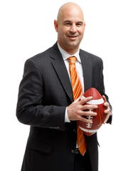 Tennessee Head Coach Jeremy Pruitt named one of Tennessee's 18 to watch in 2018.