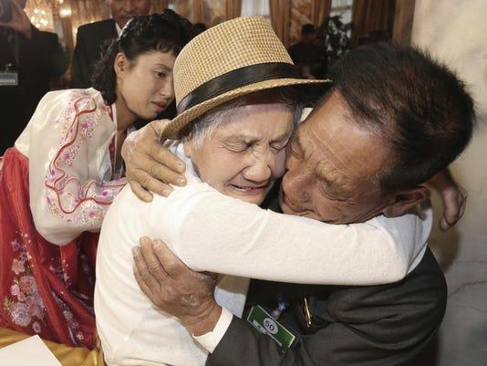 North Korea Koreas Family Reunions