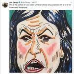 Celebrities like Jim Carrey and John Oliver show bigotry toward Christians