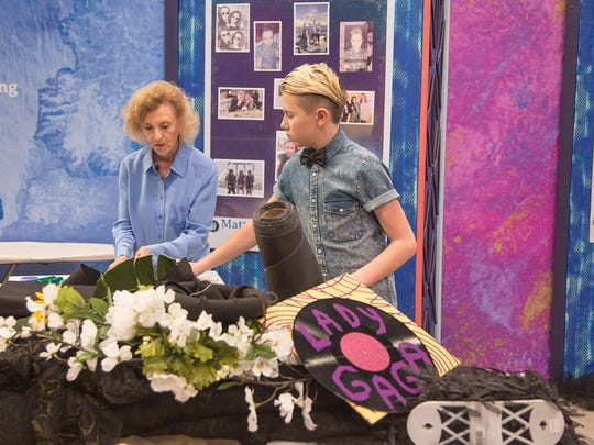 "Matt Sarafa and his grandmother Dorothy Payne appeared on ""Project Runway Threads"" together in 2014."
