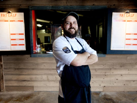 Chef Anthony Felan is the owner of Fat Calf Boucherie.