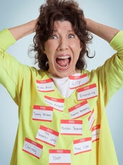 Lily Tomlin will be at Taft Theatre Thursday, Aug. 2.