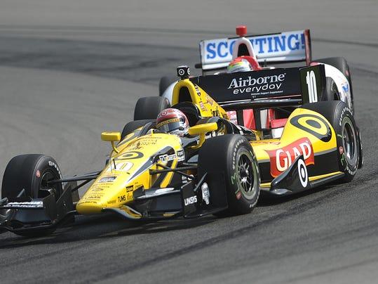 MNCO IndyCar race notebook prerace practice.jpg
