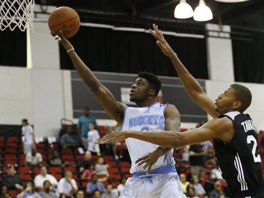 Hawks Nuggets Basketb_Will