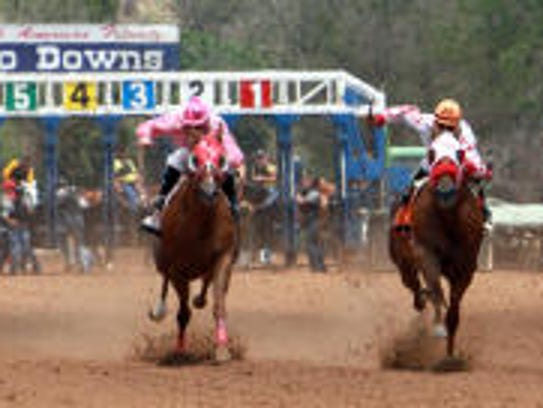 Ruidoso Downs celebrates 70 years of racing excitement