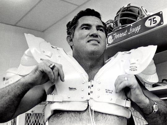 Forrest Gregg, 1968