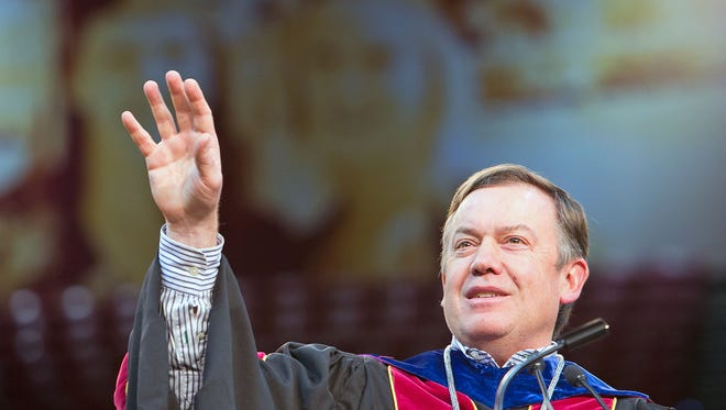 President Michael Crow, whose vision has transformed ASU, is a bargain at nearly $900,000 a year.