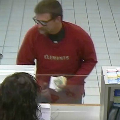 Man who authorities believe robbed a Fifth Third Bank