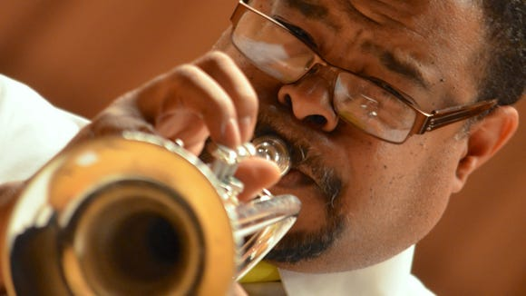 Wilmington trumpeter Gerald Chavis will be among the performers at Friday's World Cafe Live at the Queen  concert celebrating the state's jazz legacy.
