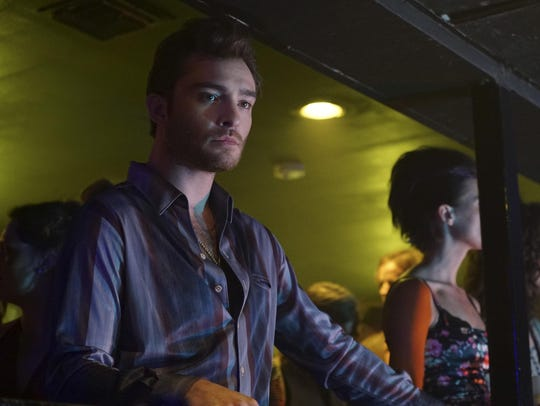 In this image released by ABC, Ed Westwick appears