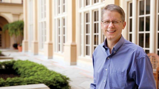 UNCW sociology and criminal justice professor Mike Adams.