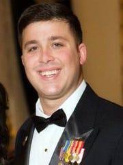 Staff Sgt. Thomas Florich, of Fairfax County, Va.