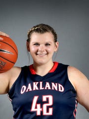 Oakland's Shelby Gibson has committed to Ole Miss