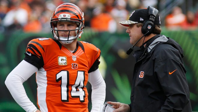 Under the tutelage of Jay Gruden, Bengals QB Andy Dalton is on the cusp of several team records.