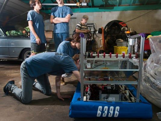 Steel Tempest Robotics Team