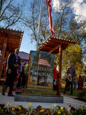 The Veterans Day Ceremony is one of the highlights of the year in Pike Road, a community known for its patriotism.