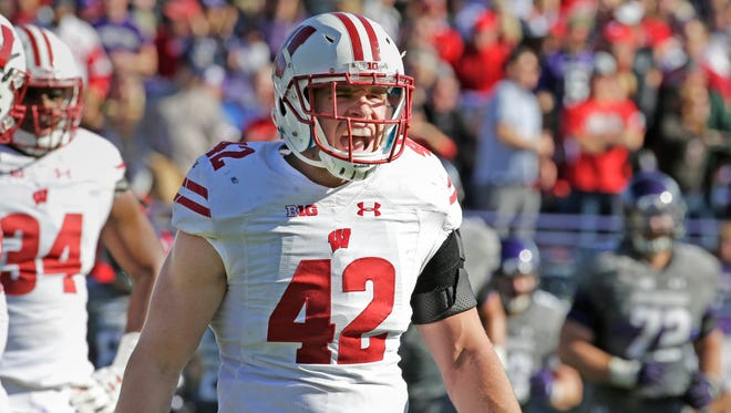 Badgers linebacker T.J. Watt and his teammates on defense were not satisfied with their performance in Wisconsin's 48-3 victory over Illinois on Saturday.