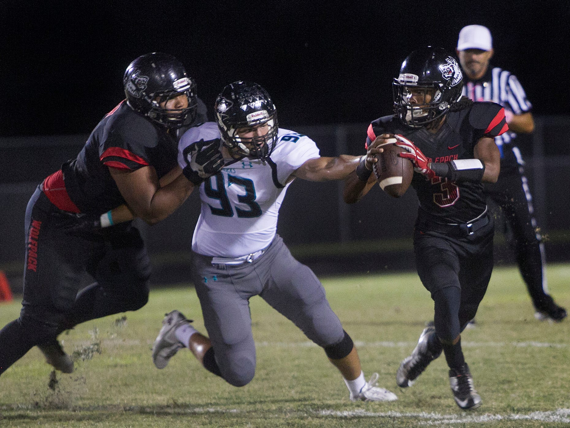 South Fort Myers and Gulf Coast are among the 11 Lee and Collier county teams to qualify for the state playoffs.